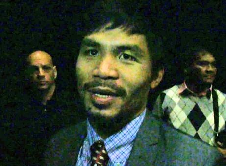 News video: Manny Pacquiáo -- Yes, I Eat Aborted Duck Fetuses ... It's a Filipino Thing