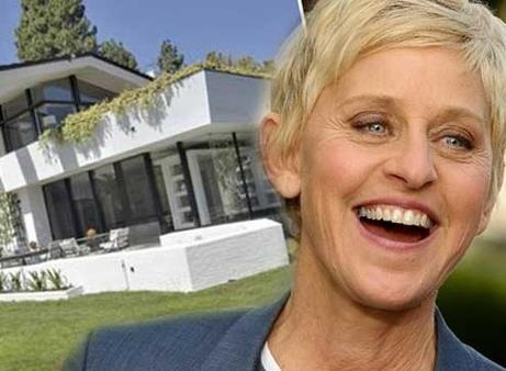 News video: A Trip Through Ellen's New $40 Million Dollar Estate