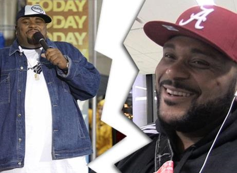 News video: American Idol Winner Ruben Studdard Lost A Ton Of Weight!