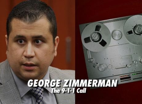 News video: George Zimmerman 911 Call