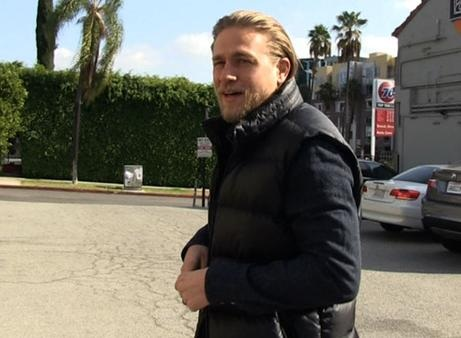News video: Charlie Hunnam --
