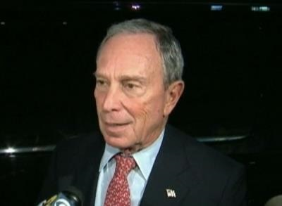 News video: Ex-NYC Mayor: US Should Allow Flights to Israel