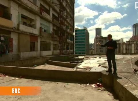 News video: Squatters Forced To Move From 'World's Tallest Slum'
