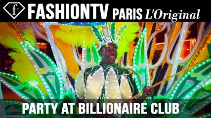 News video: Party at Billionaire Club Monaco F1 | FashionTV